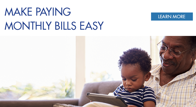 Make Paying Monthly Bills Easy
